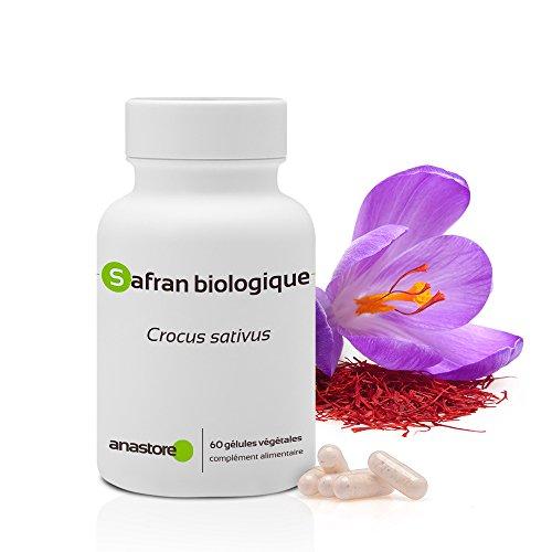 Anastore Azafrán Ecológico 15 mg - 60 Cápsulas