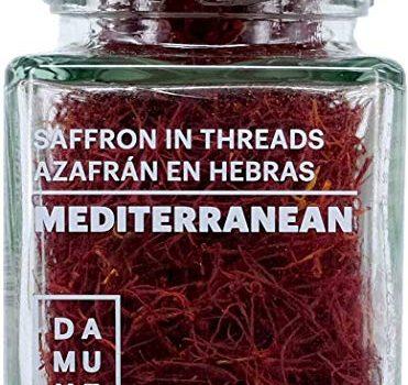 Azafrán en hebras Mediterranean - Categoria I Superior - 8g