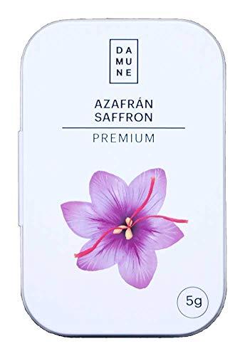 Azafrán Premium en Hebras Superior 5g - Calidad Categoria I Superior