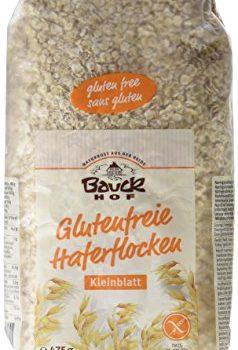 Bauck Hoff - Avena Bio en Copos Finos, paqute de 4 (4 x 475 gr)