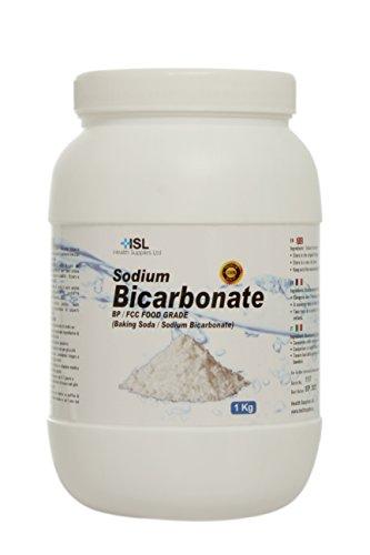 Bicarbonato de sodio, 1 kg