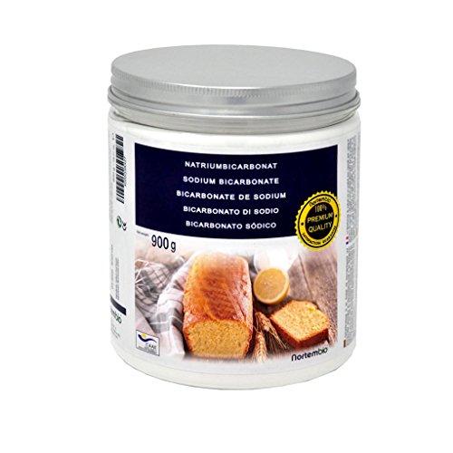 Bicarbonato de Sodio 900g, Calidad Premium. Producto CE.
