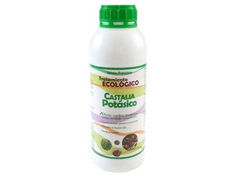 Castalia - Jabón Potásico Eco 1 litro