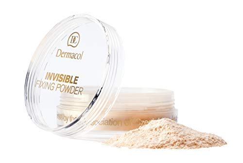 Dermacol - Invisible Fixing, Maquillaje en polvo (Light) - 1 unidad