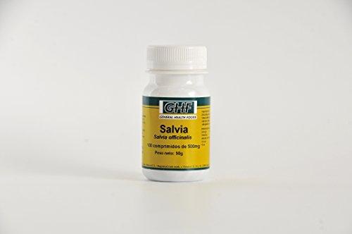 GHF - GHF Salvia 100 comprimidos 500 mg