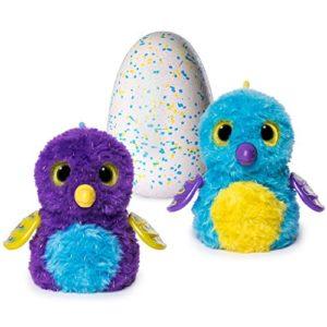 Hatchimals - Draggle Brillo Magi, juguete electrónico (Bizak)
