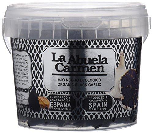 La Abuela Carmen Ajo Negro Ecológico - 400 gr