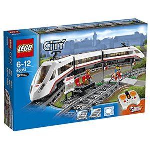 LEGO City - Tren de pasajeros de alta velocidad