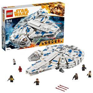 LEGO Star Wars Star Wars Halcón Milenario del Corredor de Kessel, Juego de construcción
