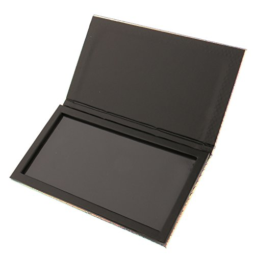 MagiDeal Caja Paleta Magnética Vacía de Maquillaje Contenedor de Sombra de Ojos Blush Polvos - Grande