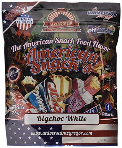 Max Protein American Snacks Harina Avena con Sabores - 2000 gr