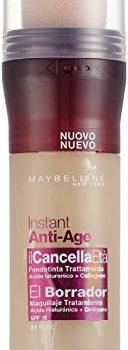Maybelline New York Base de maquillaje (piel madura, tono de piel medio), 20 ml