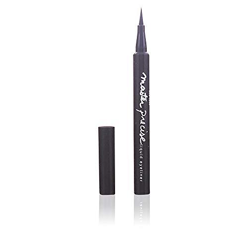 Maybelline New York Lápiz de Ojos waterproof Hyper Precise All Day, color negro - preciso y de larga duración