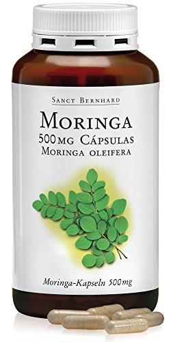 Moringa 500mg - 240 Cápsulas