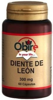 Nature Essential - DIENTE DE LEON 500 MG. (EXTRACTO SECO) 60 CAPSULAS