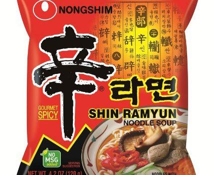 Nong Shim Shin Ramyun Noodle - 20 Packets