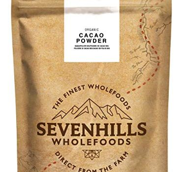 Sevenhills Wholefoods Cacao En Polvo Orgánico 1kg