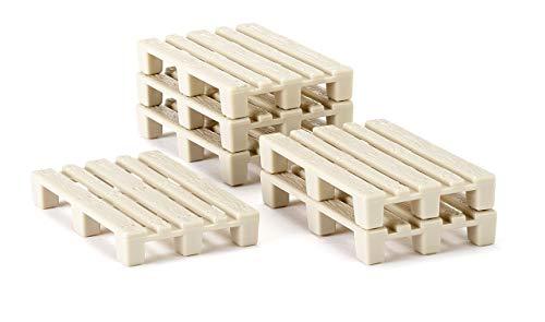 Siku 7015 - Palets en miniatura (50 unidades)