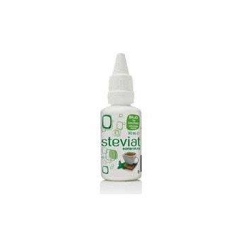 Steviat Gotas Soria Natural, 30 ml Estevia Stevia.