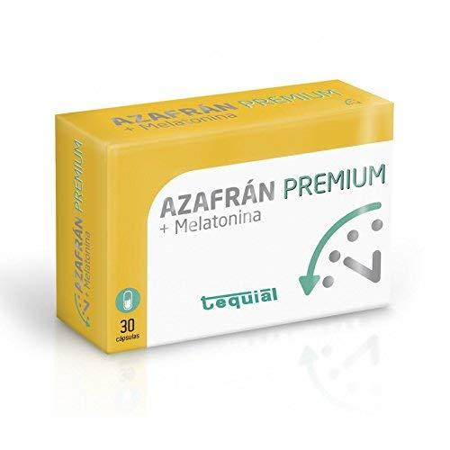 Tequial Azafran Premium 30 Capsulas - 1 Unidad