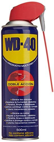 Wd-40 - Lubricante Doble Accion, 500 Ml