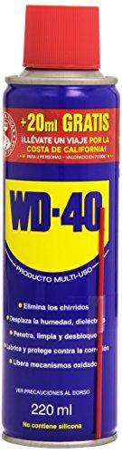 Wd-40 - Lubricante Multiuso 220 Ml Wd-40 34691